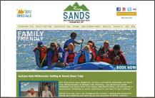 sands whitewater